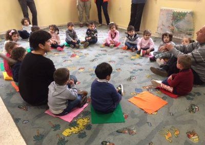 Ateliers et formation à l'école des Sœurs du Rosaire