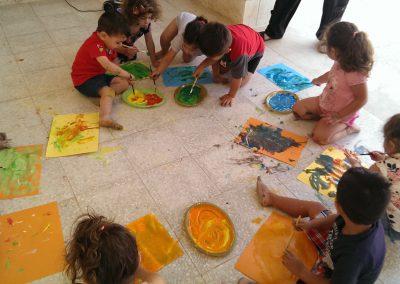 Ateliers et formations à la Crèche des Sœurs du Rosaire