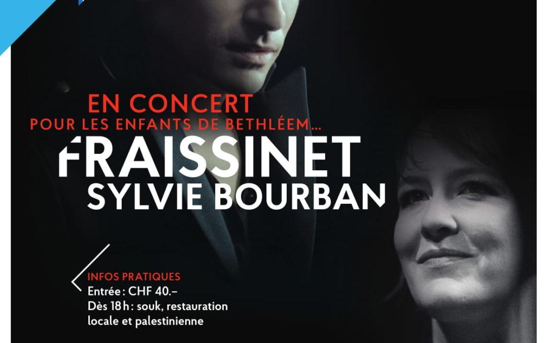 Concert événement: 14 septembre 2019 à Salvan