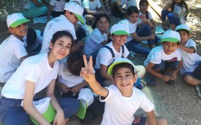 Camp d'été à la Maison | Le Message de Bethléem